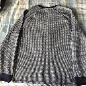 Old Navy Sweaters - Old Navy Blue & Silver Sweater, Never Worn!